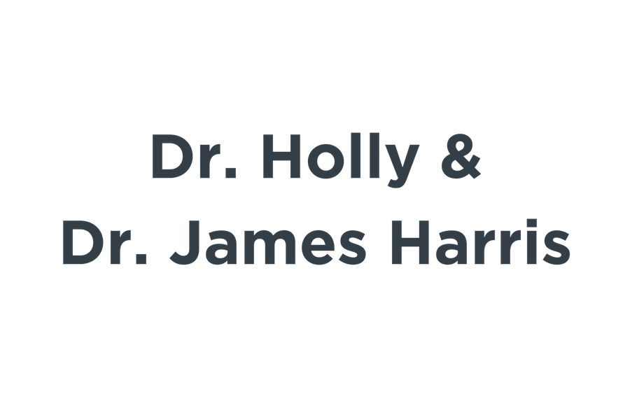 Dr. Holly & Dr. James Harris