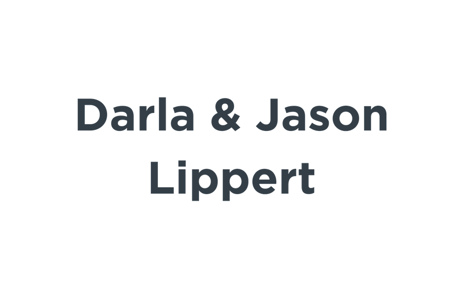 Darla & Jason Lippert